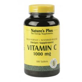 VITAMINA C 1000 mg. 180 comp.