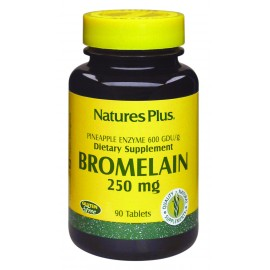BROMELAINA 250 mg. 90 comp.
