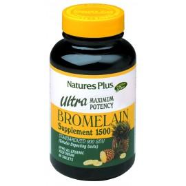 ULTRA BROMELAINA 1500 mg. 60 comp.