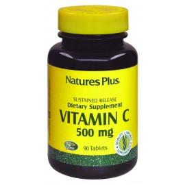 VITAMINA C 500mg. 90 com.