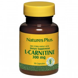 L-CARNITINA 300 mg 30 caps.