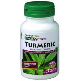 CURCUMA (Turmeric) 400 mg 60 caps.