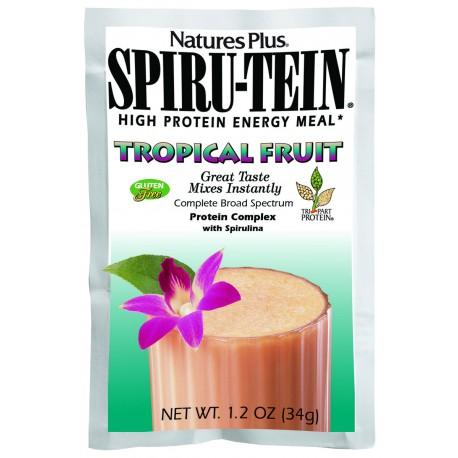 SPIRU-TEIN Sobre Frutas Tropicales 34 g