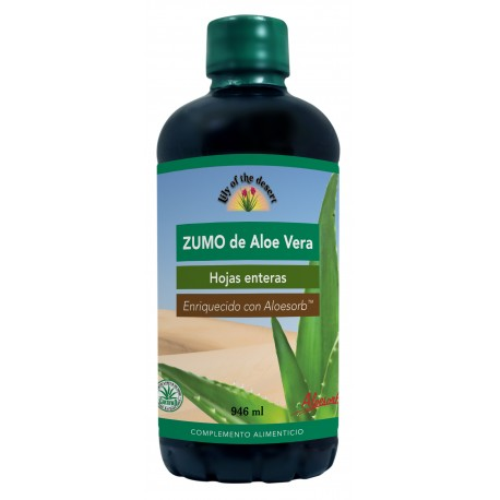 ZUMO DE ALOE VERA 946 ml