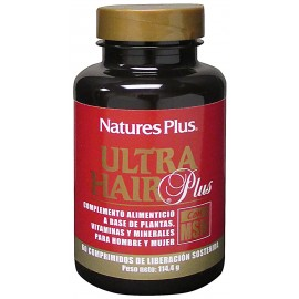 ULTRA HAIR PLUS con MSM. 60 comp.