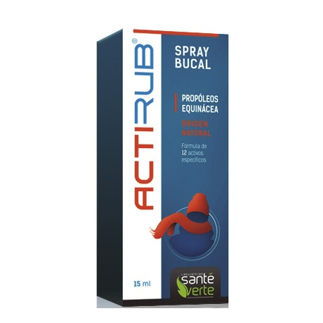 ACTIRUB SPRAY BUCAL 15ml