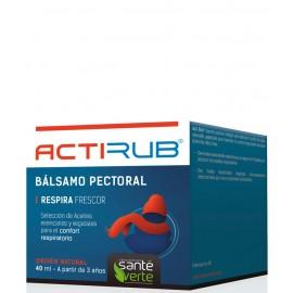 ACTIRUB BALSAMO PECTORAL 40ml
