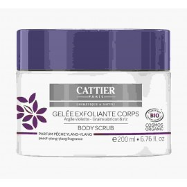 GEL EXFOLIANTE CORPORAL ARCILLA PURPURA - 200 ml