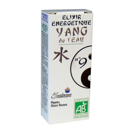 ELIXIR Nº9 YANG DEL AGUA ECO 50ml