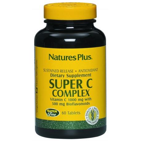 SUPER C COMPLEX . 60 comp.