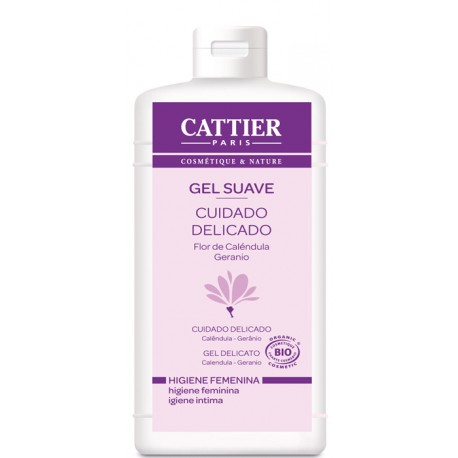 GEL SUAVE - CUIDADO DELICADO 200 ml