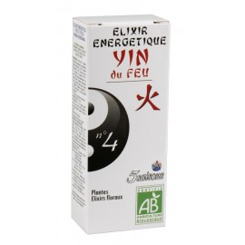 ELIXIR Nº4 YIN DEL FUEGO  50ml