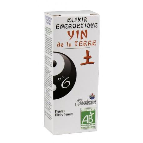 ELIXIR Nº6 YIN DE LA TIERRA 50ml