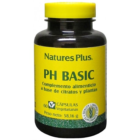 PH BASIC. 60 cap.