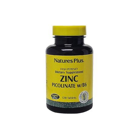 PICOLINATO DE ZINC 120 comp