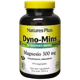 DYNO-MINS MAGNESIO 300mg. 90 comp