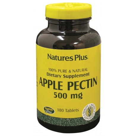 PECTINA DE MANZANA 500 mg 180 comp