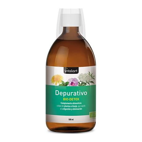 VITALART DEPURATIVO BIO-DETOX ECO 500 ml