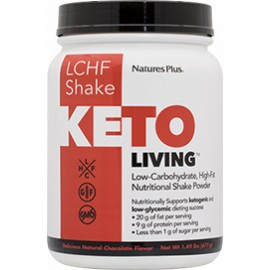 KETO LIVING BATIDO CHOCOLATE 675 gr.