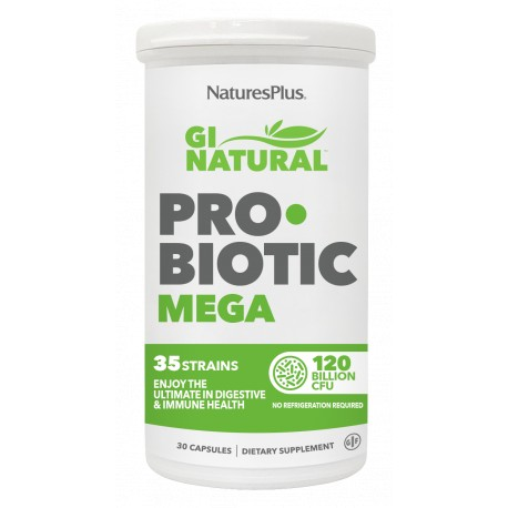 GI NATURAL PROBIOTIC MEGA 30 caps.