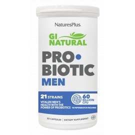 GI NATURAL PROBIOTIC MEN 30 caps.