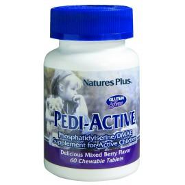 PEDI-ACTIVE 60 comp.mastic.