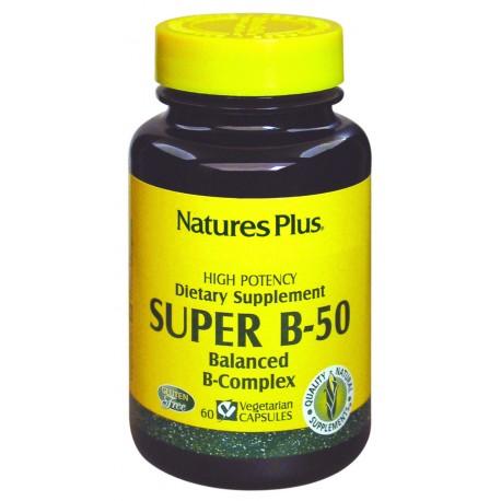 SUPER B-50  6O cáp.