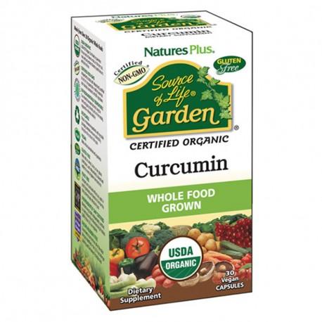 GARDEN CURCUMA 400 mg 30 caps