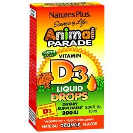 ANIMAL PARADE VIT. D3 GOTAS 10 ml.