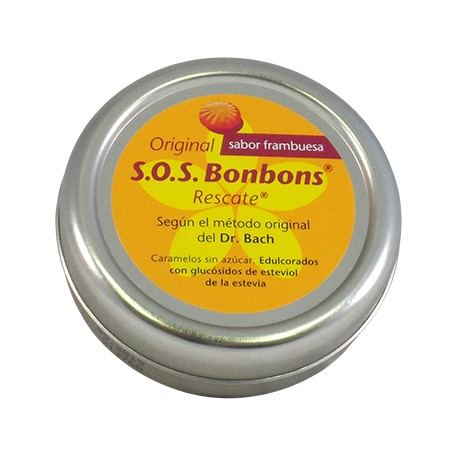 S.O.S. RESCATE BONBONS. 48 g