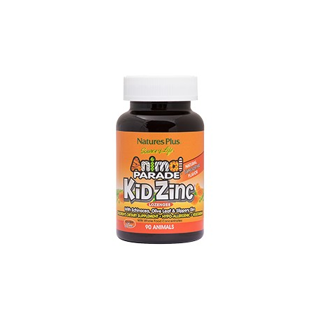 ANIMAL PARADE KID ZINC LOZENGES 90 comp