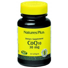 COQ10 30 mg. 30 perlas