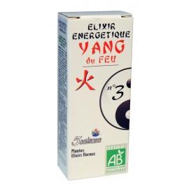 ELIXIR Nº3 YANG DEL FUEGO ECO 50ml