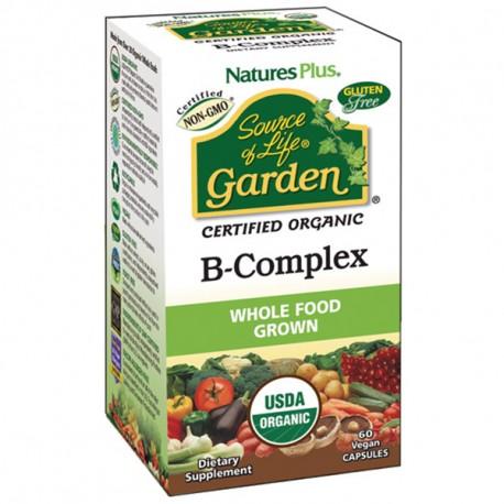 GARDEN B-COMPLEX 60 caps