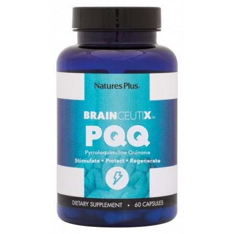 BRAINCEUTIX PQQ 20 mg 60 caps.