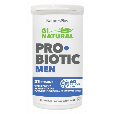 GI NATURAL PROBIOTIC MEN 30 caps.
