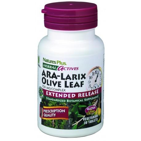 ARA-LARIX / HOJA DE OLIVO 30 comp.