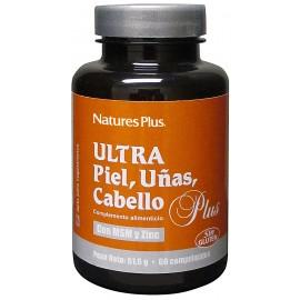 ULTRA PIEL CABELLO Y UÑAS PLUS 60 comp.