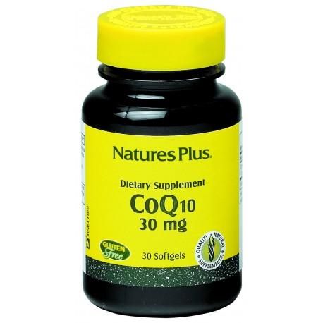 (DISC) COQ10 30 mg. 30 perlas