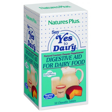 SAY YES TO DAIRY. 50 comp