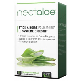 NECTALOE 20 sticks
