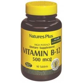 VITAMINA B12 500 mcg 90 comp