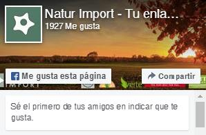 Natur Import Facebook